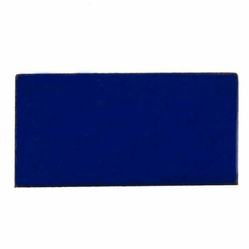 Thompson Lead-Free Opaque Enamel | 1698 Darkest Blue (A) | 0.3 oz Sample
