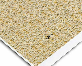 Surface Texture Paper Sheet   Style H   140x297mm   Sold by Pc   AM0122