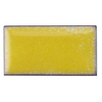 Thompson Lead-Free Opaque Enamel 1810 Buttercup Yellow 0.3 oz Sample --