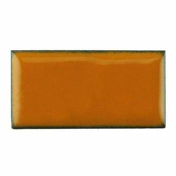 Thompson Lead-Free Opaque Enamel 1840 Sunset Orange 0.3 oz Sample --
