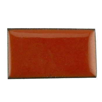 Thompson Lead-Free Opaque Enamel | 1860 Flame Orange (C) | 0.3 oz Sample