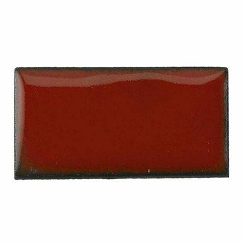 Thompson Lead-Free Opaque Enamel | 1870 Orient Red (C) | 0.3 oz Sample