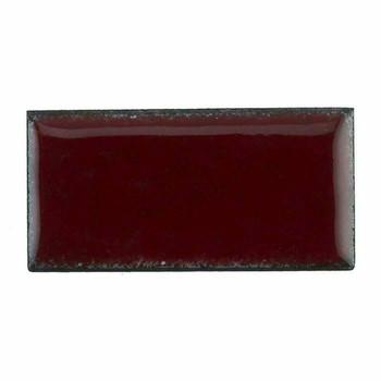 Thompson Lead-Free Opaque Enamel 1890 Victoria Red 0.3 oz Sample --