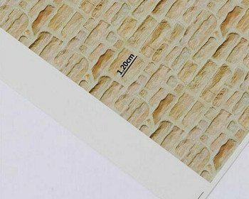Surface Texture Paper Sheet   Style I   140x297mm   Sold by Pc   AM0123