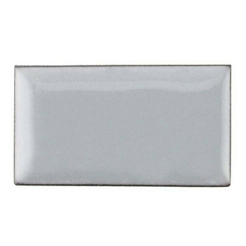 Thompson Lead-Free Opaque Enamel 1905 Pastel Gray 0.3 oz Sample --