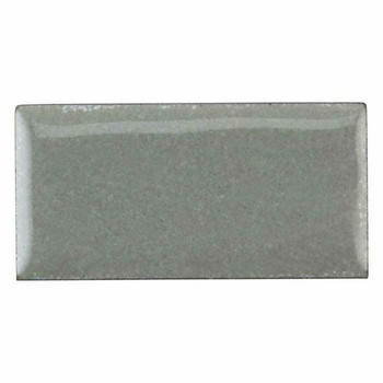 Thompson Lead-Free Opaque Enamel 1910 Pussywillow Gray 0.3 oz Sample --