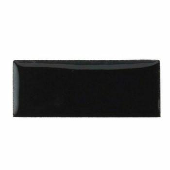 Thompson Lead-Free Opaque Enamel 1995 Black 0.3 oz Sample --