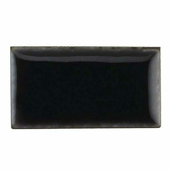 Thompson Lead-Free Opaque Enamel | 1997 Black Crackle-Base (A) | 0.3 oz Sample
