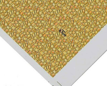 Surface Texture Paper Sheet   Style K   140x297mm   Sold by Pc   AM0125