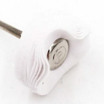 Cotton Cloth Buffing Wheel | 2cm dia. | 20-ply | H203701