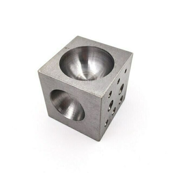 Steel Dapping Block   5x5cm   H203705
