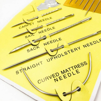 Sewing Needles   Assorted Set of 27   H197612