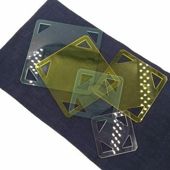 Square Quilting Templates | Set of 5 | H197638