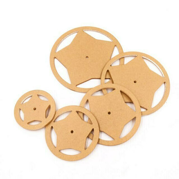 Circle Quilting Templates   Set of 5   H197639