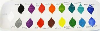 Underglaze Red Chili Pepper 100ml Cone 6+ | URCP1.2