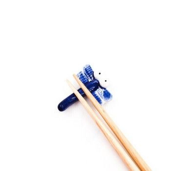 Blue Dragonfly Chopstick Rest | H197803