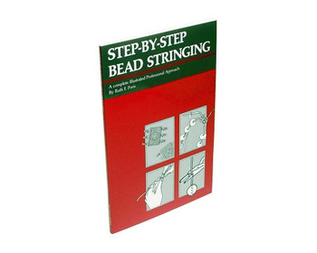 `Step-By-Step Bead Stringing | Book | 62.463