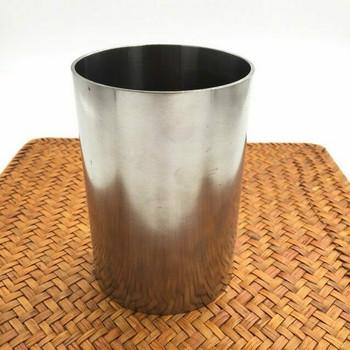 "Premium Stainless Steel Flask | 3.5x5"" | 70203314"