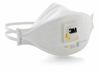 3M Aura Particulate Respirator N95 | 10.389