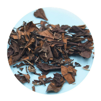 Long Brown White | Loose Tea | Sold per gram | LT067