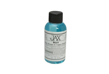 Jax Black Darkener for brass, bronze and copper|  2 oz. | 45.90401