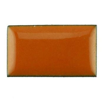 Thompson Lead-Free Opaque Enamel 2 oz 1850 Pumpkin Orange --