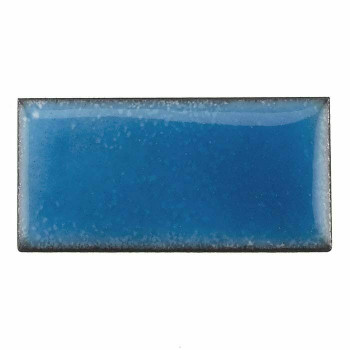 Thompson Lead-Free Transparent Enamel 0.3 oz Sample 2520 Aqua Blue