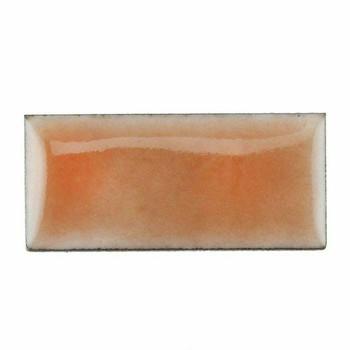 Thompson Lead-Free Transparent Enamel 0.3 oz Sample 2837 Orange