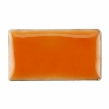 Thompson Lead-Free Transparent Enamel 2 oz 2840 Mandarin Orange