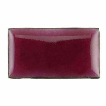 Thompson Lead-Free Transparent Enamel | 8 oz | 2830 Orange Red Ruby (C)