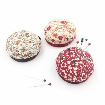Patterned Pin Cushion | 6cm dia. | PPC06