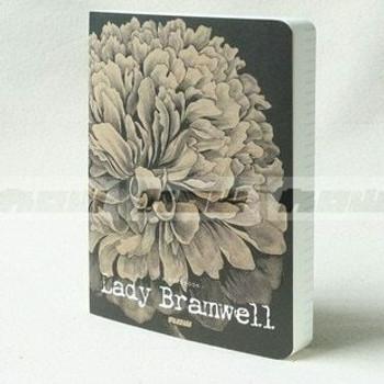 "Imagionte Sketch/Grid Book ""Lady Bramwell"" 12x16cm 160Grid/320Pg   JI0017"