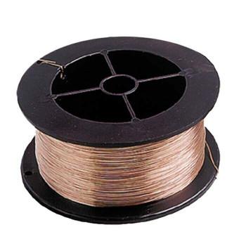 Copper Round Wire, 18Ga (1 mm)   1-Lb. Spool   132318