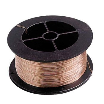 Copper Round Wire, 18Ga (1 mm) | 1-Lb. Spool | 132318