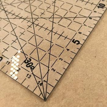 Drafting Template Ruler | H193703