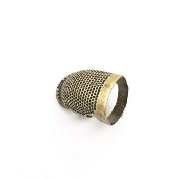 Antique Brass Thimble | Large | H193706
