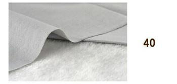 Fabric Linen-Cotton Blend   Grey   KY40