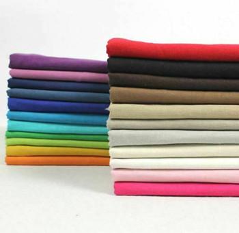 Fabric Linen-Cotton Blend   Moss Green   KY13