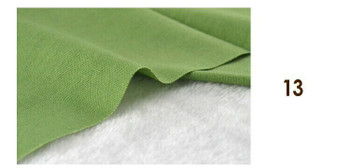 Fabric Linen-Cotton Blend | Moss Green | KY13