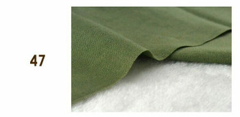 Fabric Linen-Cotton Blend   Olive Green   KY47