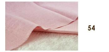 Fabric Linen-Cotton Blend   Baby Pink   KY54
