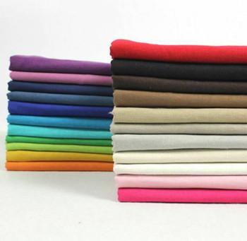 Fabric Linen-Cotton Blend   Soft Teal   KY11