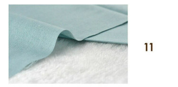 Fabric Linen-Cotton Blend | Soft Teal | KY11