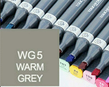 Touch Markers | Greys | TMKR07