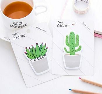 Cactus Sticky Notes   H2031E
