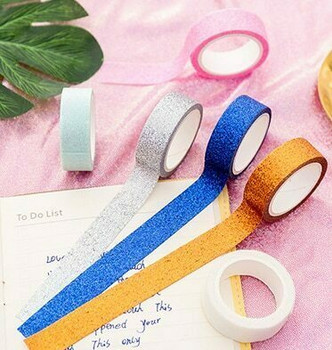 (AR) Glittery Washi Tape Set of 6 | H203144