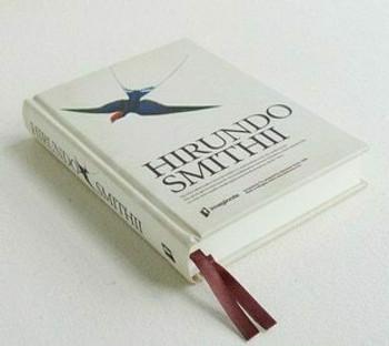 "Imagionte Sketch Book ""HIRUNDO SMITHII"" 11.9x15.9cm 320Pg | JI0020"