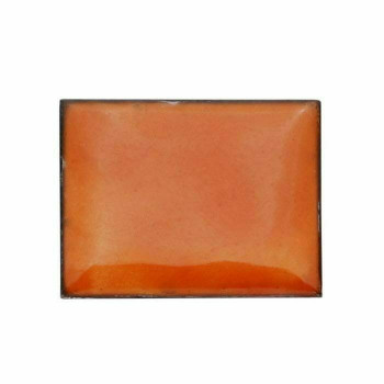Thompson Lead-Free Liquid Form Opaque Enamel | 8 oz | 770 Princeton Orange
