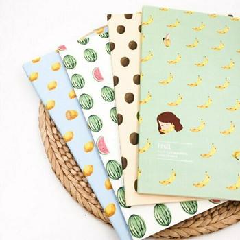 (DSC) Fruits Story Notebooks | JTN22