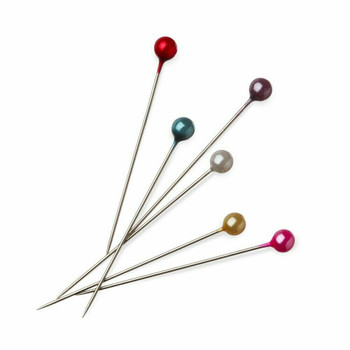 Dressmaker's Pin Wheel | Multicoloured | Pack of 480 | DMP480